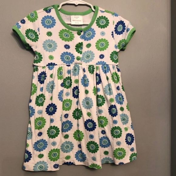 Hanna Andersson Other - Hanna Andersson flower Dress 4T